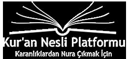 KUR'AN NESLİ PLATFORMU