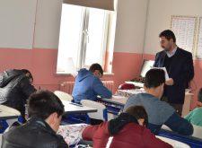 'Meal Sınavı' heyecanı yaşandı