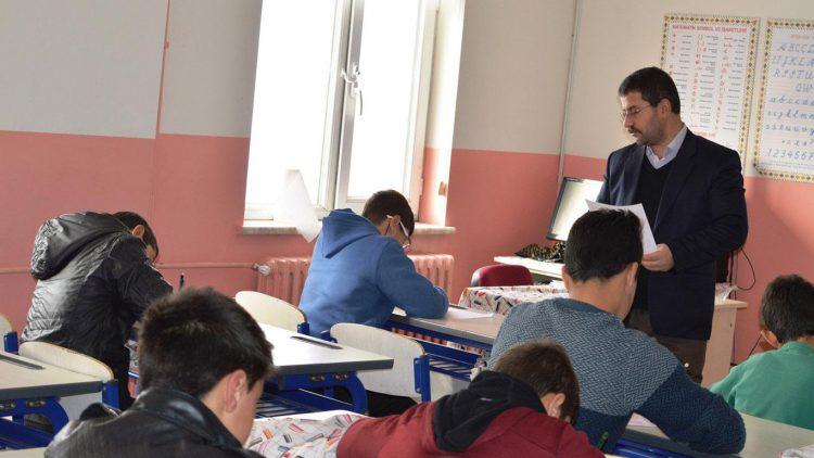 'Meal Sınavı' heyecanı yaşandı-1