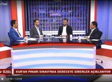 Kur'an Pınarı Ödülleri Açıklandı